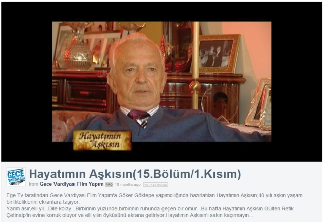 hayatimin askisin